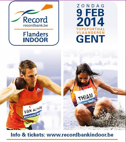 Record-Bank Flanders -Indoor-2014